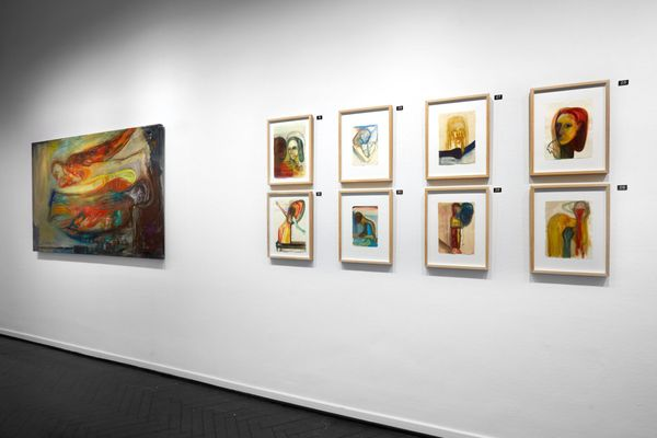 Easter exhibition 2020 (Group Exhibition), Galerie Moderne Silkeborg (6 of 12)