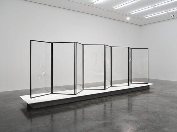 No realm of thought… No field of vision by Cerith Wyn Evans, White Cube | Bermondsey (3 of 4)