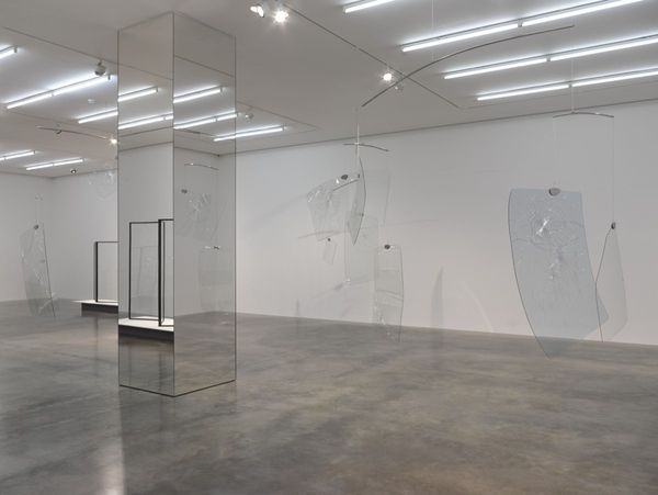 No realm of thought… No field of vision by Cerith Wyn Evans, White Cube | Bermondsey (2 of 4)