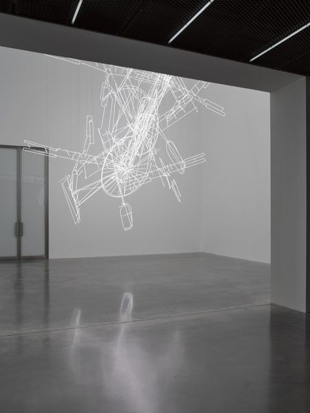 No realm of thought… No field of vision by Cerith Wyn Evans, White Cube | Bermondsey (4 of 4)