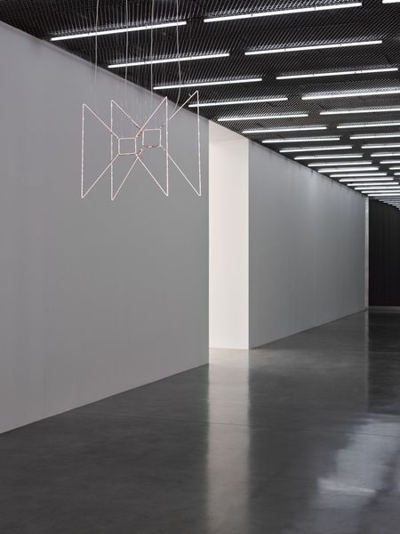 No realm of thought… No field of vision by Cerith Wyn Evans, White Cube | Bermondsey