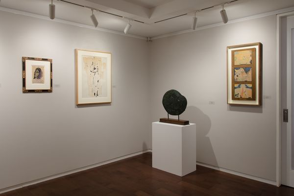 Unconventional Figures (Group Exhibition), Rosenberg & Co. (3 of 3)