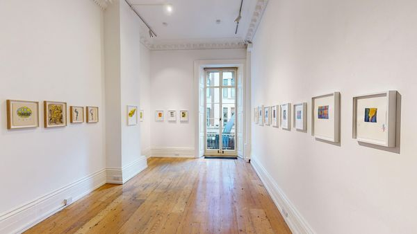 Works on Paper by Peter Schuyff, Carl Kostyal   London (3 of 5)