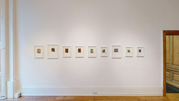 Works on Paper by Peter Schuyff, Carl Kostyal   London (2 of 5)