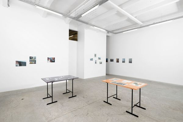 Echo (Group Exhibition), gb agency