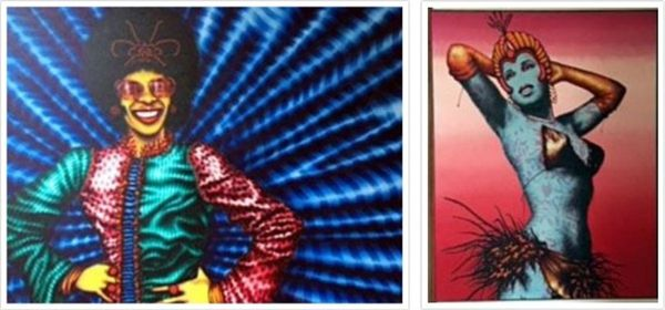 KA-BAM! HOLY MOLY! 70' and 80's Chicago Art From the Lonn Frye Collection