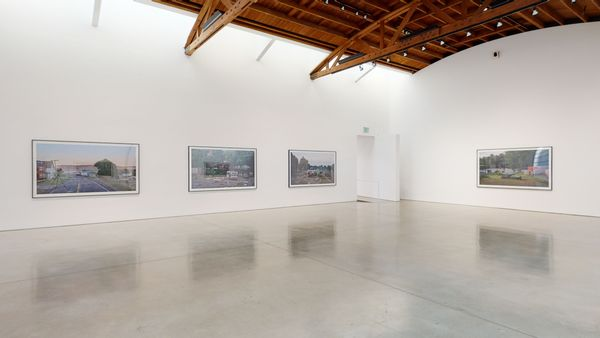 An Eclipse of Moths by Gregory Crewdson, Gagosian | Beverly Hills (2 of 2)