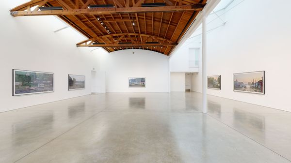 An Eclipse of Moths by Gregory Crewdson, Gagosian | Beverly Hills