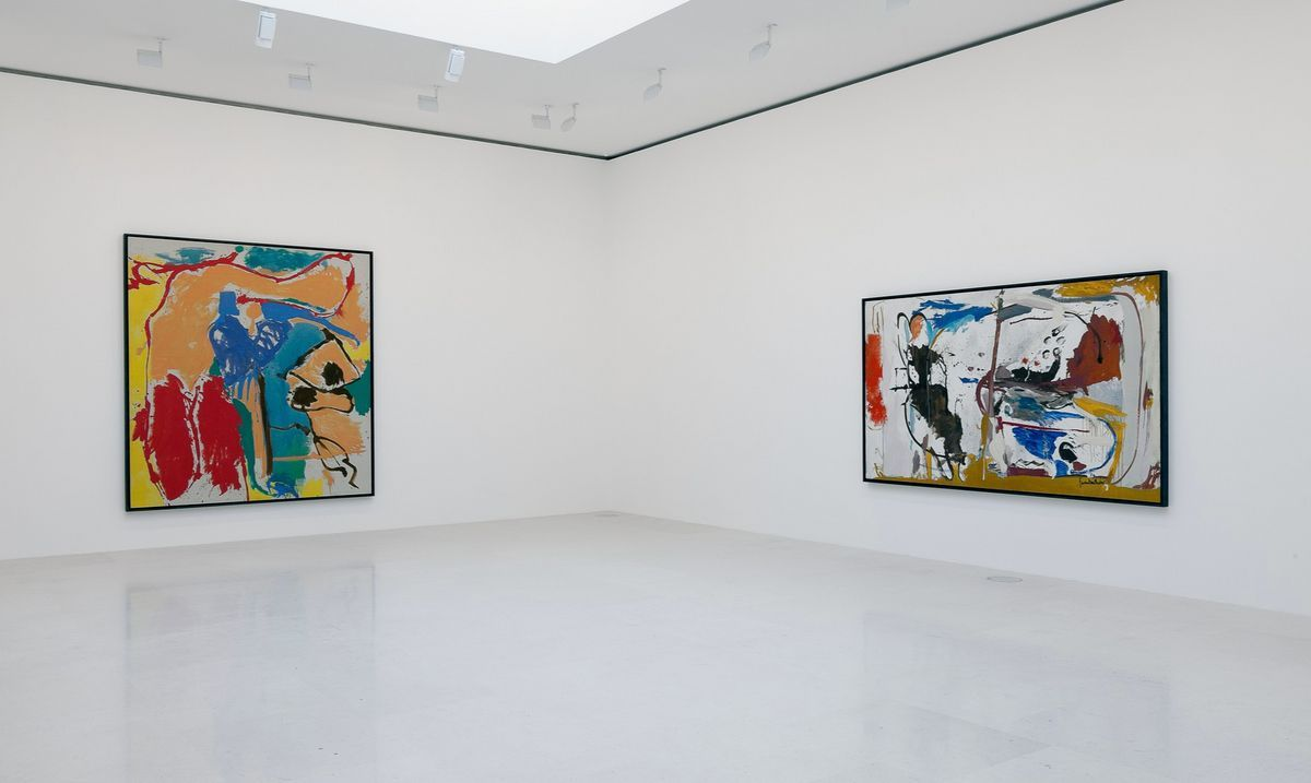 After Abstract Expressionism, 1959–1962