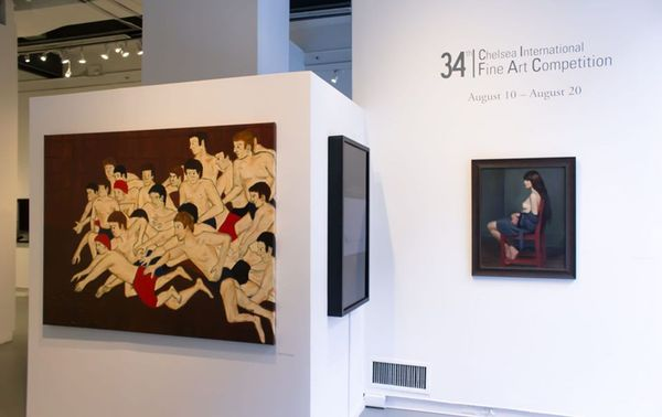The Chelsea International Fine Art Competition Exhibition