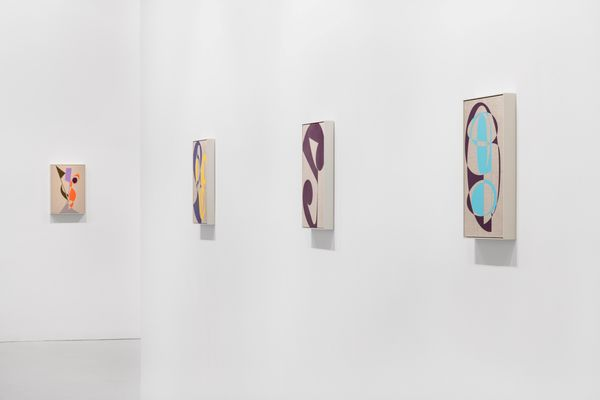 Recent Paintings by Albrecht Schnider, Galerie Thomas Schulte (6 of 10)
