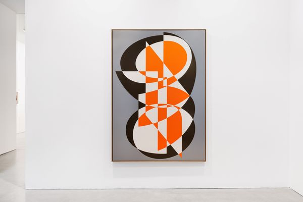 Recent Paintings by Albrecht Schnider, Galerie Thomas Schulte (10 of 10)