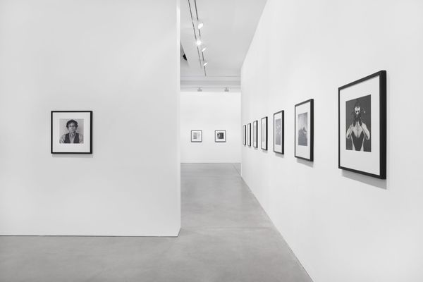 Robert Mapplethorpe: Selected by Robert Wilson