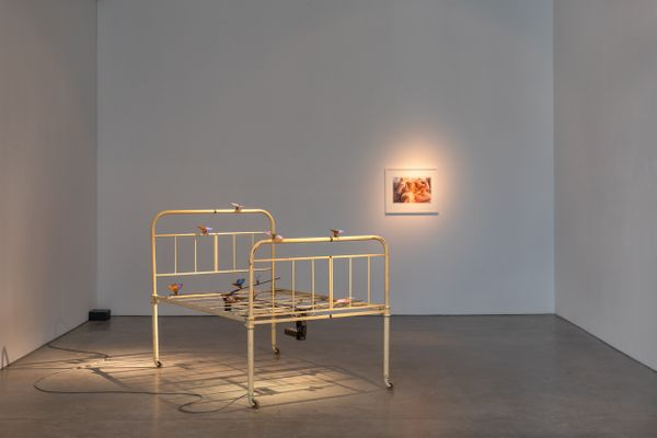 Listen to a heart beat (Group Exhibition), Galerie Thomas Schulte