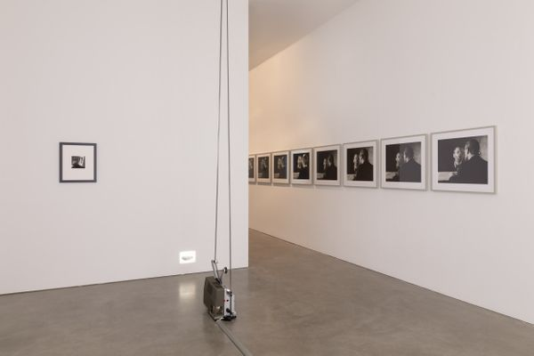 Listen to a heart beat (Group Exhibition), Galerie Thomas Schulte (11 of 12)