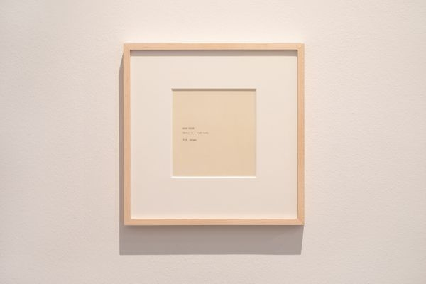 Listen to a heart beat (Group Exhibition), Galerie Thomas Schulte (9 of 12)