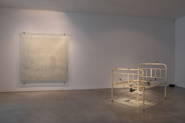 Listen to a heart beat (Group Exhibition), Galerie Thomas Schulte (4 of 12)