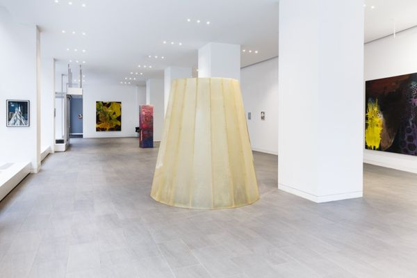 Galerie Martin Janda satellite II at Hochhaus Herrengasse