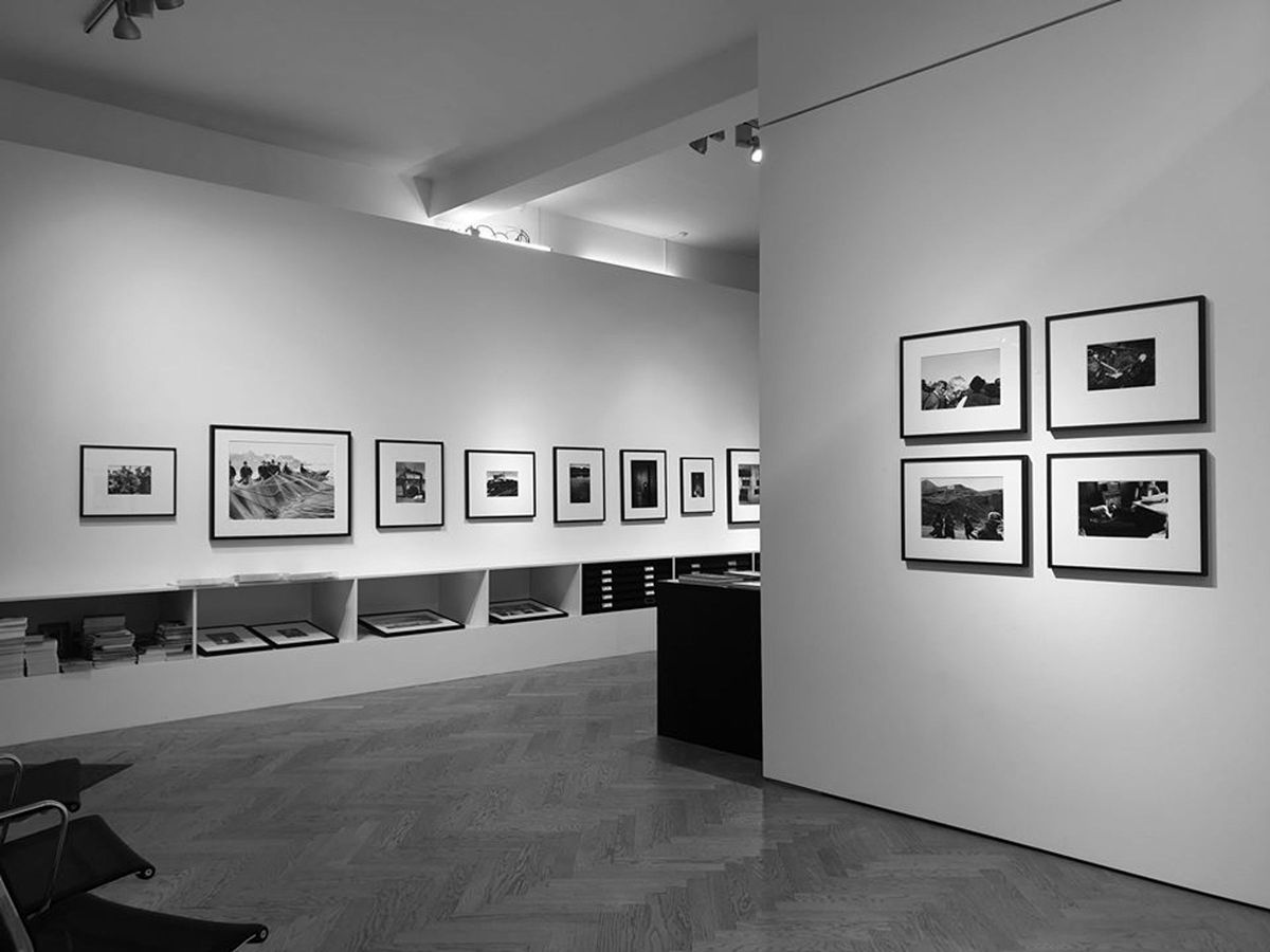 A Selection Of Vintage And Contemporary Photographs