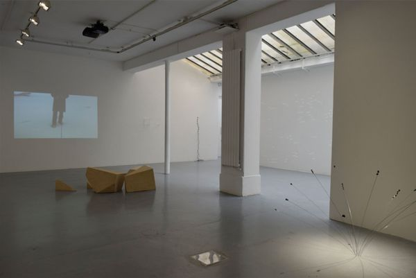 Oblique Strategies / Part 2 (Group Exhibition), Gallery Martine Aboucaya (4 of 10)