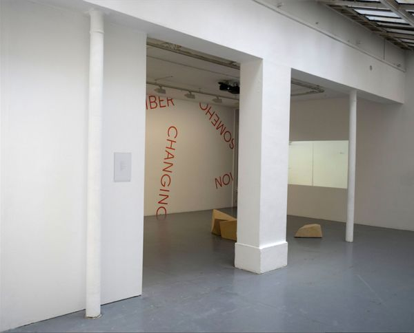 Oblique Strategies / Part 2 (Group Exhibition), Gallery Martine Aboucaya (10 of 10)