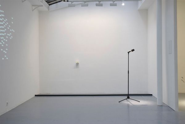 Oblique Strategies / Part 2 (Group Exhibition), Gallery Martine Aboucaya (3 of 10)