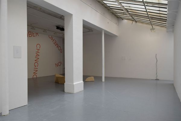 Oblique Strategies / Part 2 (Group Exhibition), Gallery Martine Aboucaya (8 of 10)
