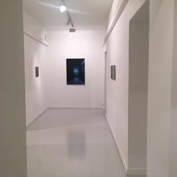 Solo Exhibition