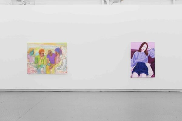 This Sacred Vessel (pt.2) (Group Exhibition), Arsenal Contemporary | New York (6 of 9)