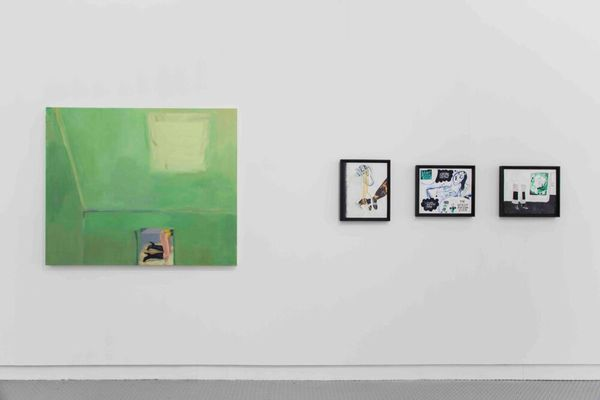 This Sacred Vessel (pt.2) (Group Exhibition), Arsenal Contemporary | New York (2 of 9)
