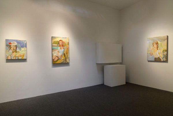 FIGURATIVE GROUP SHOW  &  TRAVIS COLLINSON: Love All