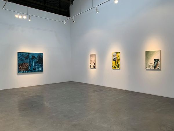 Ratio: Poems by Laura Karetzky, Lora Schlesinger Gallery (2 of 2)