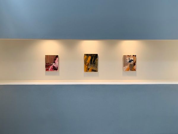Ratio: Poems by Laura Karetzky, Lora Schlesinger Gallery