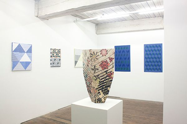 A Movement Standing Still (Group Exhibition), Greenpoint Terminal Gallery