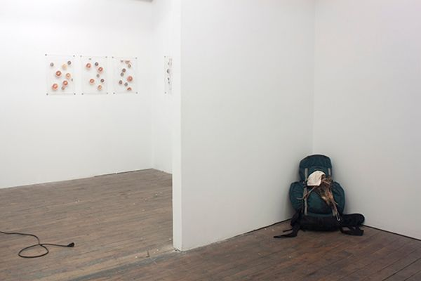 A Case for Violence to Reduce Suffering by Ryan Kitson, Greenpoint Terminal Gallery (2 of 6)