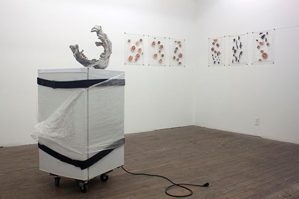 A Case for Violence to Reduce Suffering by Ryan Kitson, Greenpoint Terminal Gallery (3 of 6)