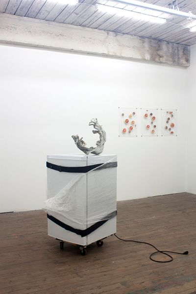 A Case for Violence to Reduce Suffering by Ryan Kitson, Greenpoint Terminal Gallery (4 of 6)