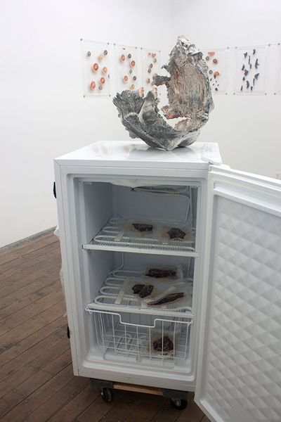 A Case for Violence to Reduce Suffering by Ryan Kitson, Greenpoint Terminal Gallery (5 of 6)