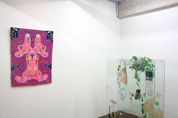 Weird Nature (Group Exhibition), Greenpoint Terminal Gallery (5 of 8)