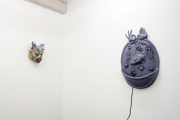 Weird Nature (Group Exhibition), Greenpoint Terminal Gallery (4 of 8)