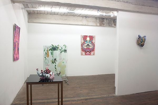 Weird Nature (Group Exhibition), Greenpoint Terminal Gallery (2 of 8)