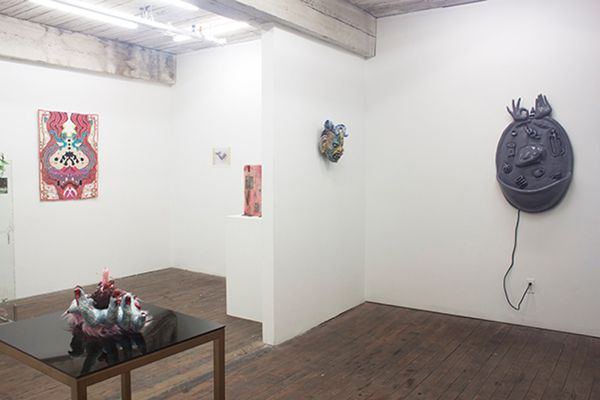 Weird Nature (Group Exhibition), Greenpoint Terminal Gallery