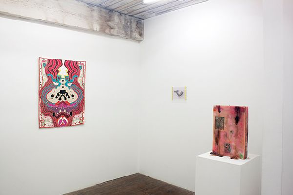 Weird Nature (Group Exhibition), Greenpoint Terminal Gallery (6 of 8)