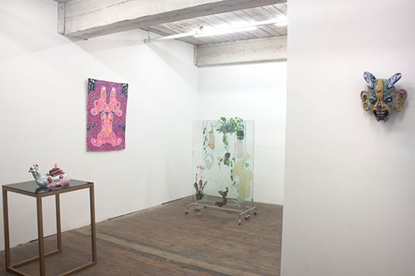 Weird Nature (Group Exhibition), Greenpoint Terminal Gallery (3 of 8)