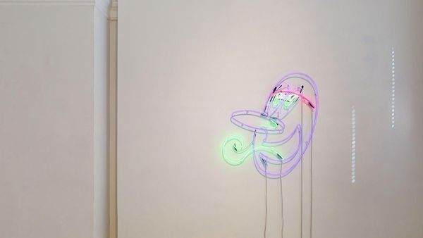 NEON (Group Exhibition), Martin Asbæk Gallery