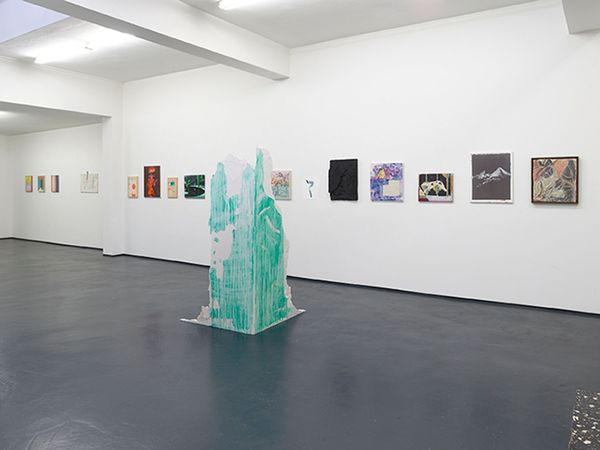 Frequency (Group Exhibition), Philipp von Rosen Galerie