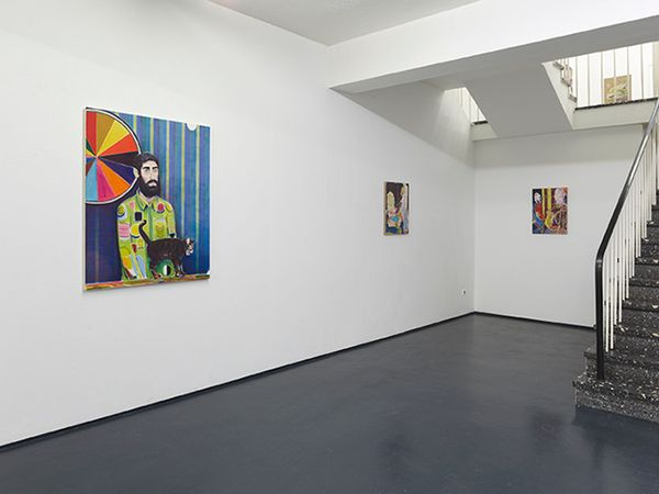 Frequency (Group Exhibition), Philipp von Rosen Galerie (8 of 8)