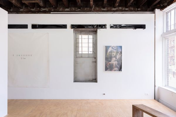 The Sewers of Mars (Group Exhibition), Reena Spaulings Fine Art (4 of 4)