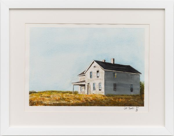 Kansas Farmhouse by Jay Samit, Richard Taittinger Gallery