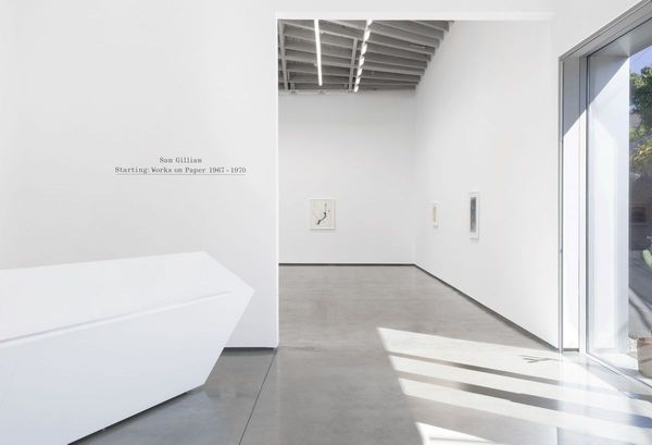 Starting: Works on Paper 1967 – 1970